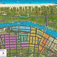 Đất nền khu đô thị Nam Đà Nẵng - phân khu trung tâm Elite - đất sông Cổ Cò, giá full chỉ từ 1,25 tỷ