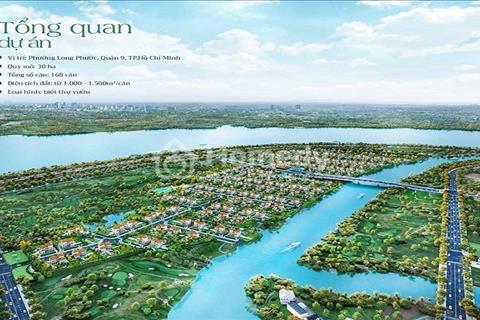 Bán Biệt Thự Vườn Quận Thủ Đức Giáp Sông Đồng Nai Giá 25Tr/m2