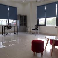 Thuê văn phòng 25-55m2 tại Hoàng Quốc Việt, tặng bảo hiểm Manulife 800 tr, giá chỉ từ 4.5 tr/tháng