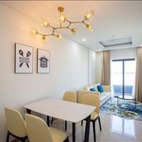 Bán căn hộ 2 phòng ngủ Monarchy B, full nội thất hiện đại, tầng cao, view biển