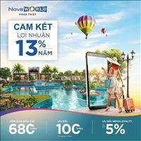 Novaworld Phan Thiết - Cam kết lợi nhuận tối thiểu 39% trong vòng 3 năm