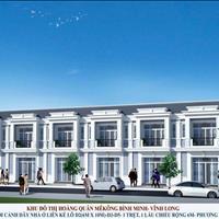 Bán nhà biệt thự, liền kề quận Bình Minh - Vĩnh Long giá 1.36 tỷ