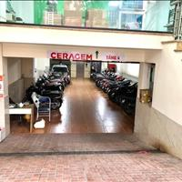 Bán toà nhà văn phòng 9 tầng mặt phố Thuỵ Khuê cho thuê 200tr/tháng