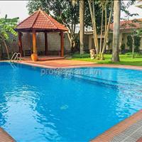 Bán biệt thự Fideco Thảo Điền, diện tích 974m2, sân vườn hồ bơi, sổ hồng