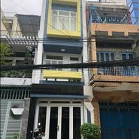 Bán gấp nhà mặt tiền Hoà Hưng 1 trệt 3 lầu - 4 phòng ngủ 4WC khu vực sầm uất kinh doanh tốt