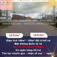 Khu đô thị An Nhơn Green Park An Nhơn - Bình Định giá 1.30 tỷ