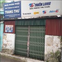 Nhà riêng cho thuê cửa hàng, văn phòng, kho chính chủ mặt đường hai ô tô tại Ngô Gia Tự, Long Biên