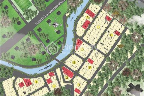 Bán đất nền tái định cư Sơn Tây - Sát vách làng Văn Hoá 54 dân tộc