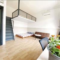 Cho thuê căn hộ 30m2 có gác, giá rẻ, đầy đủ nội thất, giờ tự do, an ninh