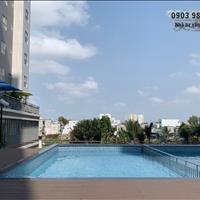 Bán căn hộ 2PN chung cư Conic Riverside Q8, nhà mới nhận, view sông, 67m2, chỉ 1.95 tỷ bao thuế phí