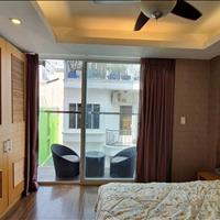 Căn hộ ban công full nội thất, sang trọng đẳng cấp Nguyễn Trãi Quận 1, ngay ngã 6 Phù Đổng