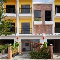 Bán nhà 3 tầng xây sẵn trực diện sông Thu Bồn gần biển An Bàng trục đường 129 đi Vinpearl