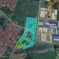 Đất nền sổ đỏ nằm trong khu công nghiệp Yên Phong mở rộng giá rẻ