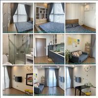 Căn studio đẹp mê ly 42m2, 1.5PN cho thuê giá ưu đãi ở chung cư Vinhome Green Bay alo em ngay ạ