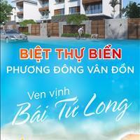 Hot chỉ 4.1 tỷ sở hữu vĩnh viễn biệt thự ven biển 2 trong 1 Phương Đông Vân Đồn