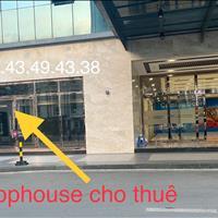 Cho thuê shophouse ngay cổng chính Homyland 3, tiện kinh doanh mua bán