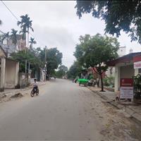 Bán nhanh 2 lô đất mặt đường Thành Tô, Tràng Cát chỉ 14,5 tr/m2