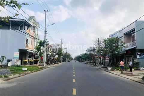 Cần tiền ra nhanh lô đất trên đường Phạm Hùng nối dài, ngay ngã tư đường lớn với giá sụp hầm