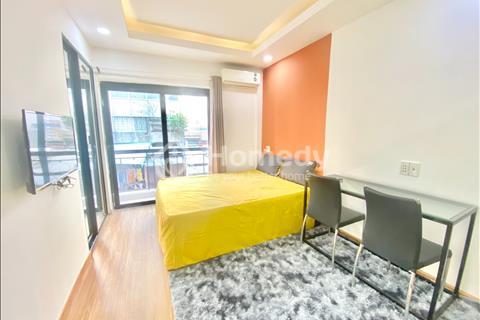 ☀️Căn hộ full nội thất tiện nghi sang trọng, cửa sổ thoáng mát, máy giặt riêng Trần Phú Quận 5☀️