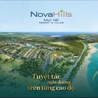 Biệt thự biển Novahills Mũi Né giá chỉ từ 10 tỷ