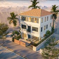 Biệt thự đơn lập 3 tầng, 4 mặt thoáng, giá F1 từ chủ đầu tư, thanh toán tiến độ