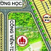 Lô đất tâm huyết khu đô thị Phú Mỹ An, đối diện công viên