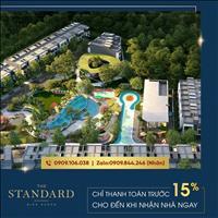 Nhà phố biệt lập chuẩn resort duy nhất ở Bình Dương - The Standard An Gia