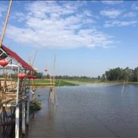 Kẹt tiền bán gấp lô 170m2 đất ven sông siêu VIP, đường thông, giá rẻ