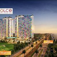Mở bán giai đoạn 1 dự án căn hộ 6 sao Dolce Penisola Quảng Bình giá chỉ 750 triệu/căn