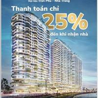 Sở hữu ngay căn hộ mặt tiền Biển Nha Trang chỉ với 850 triệu