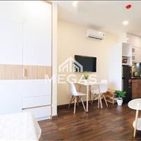 Cho thuê căn hộ dịch vụ cao cấp full nội thất view sông Sài Gòn