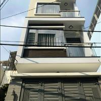 Bán nhà 4 tầng SHR (6 x 10m) ngân hàng hỗ trợ trả góp 25 năm, vị trí sầm uất nhất quận Bình Tân