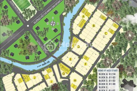 Đất nền làng văn hóa TDC Đồng Doi full thổ cư, sổ đỏ từng lô, suất đặc biệt, cơ hội cho nhà đầu tư