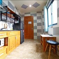 Chính chủ cho thuê căn hộ 1 phòng full nội thất Cao Thắng Quận 3, bếp riêng