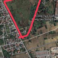 Cần bán gấp 150.000m2 đất công nghiệp 50 năm sẵn sổ đỏ, gần QL10 tại An Dương, Hải Phòng