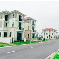 Biệt thự Centa Villas Từ Sơn Bắc Ninh giá trả trước chỉ từ 2,5 tỷ xây 3 tầng 135m2 đường 15m