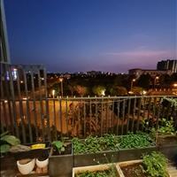 Duplex 216m2, 4 phòng ngủ Vista Verde, view Đông Nam, Đông Bắc, gió sông bao thoáng mát
