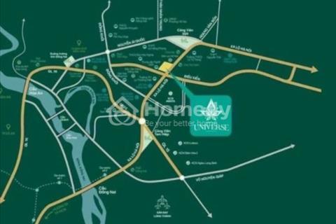 Căn hộ Biên Hoà Universe Complex ngay trung tâm thành phố Biên Hòa giá chỉ 2,1 tỷ, chiết khấu 22%