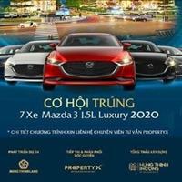 Chỉ với 320 triệu sở hữu căn hộ Biên Hoà Universe cơ hội nhận ngay Mazda 3 chiết khấu bán hàng cao