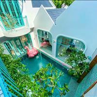 Bán Villa VIP siêu đẹp có hồ bơi, sân vườn khu Nam Việt Á