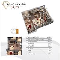 Bán căn hộ 3 phòng ngủ Goldmark City tòa Diamond 135m - Nhận nhà ở luôn, đã có sổ hồng