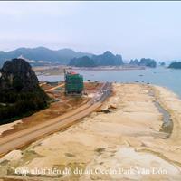 Bán đất nền KĐT Ocean Park ven biển đẹp số 1 Vân Đồn, đầu tư là có lãi liên hệ ngay