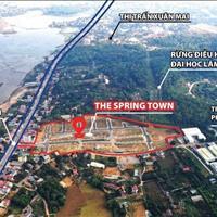Đất nền Spring Town – Dự án đô thị kiểu mẫu đầu tiên và duy nhất khu vực Xuân Mai