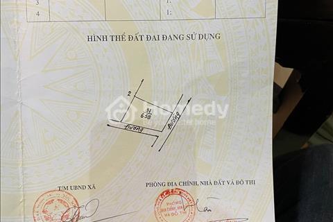 Bán đất xã Minh Trí - Sóc Sơn - Hà Nội, 1055m2, mặt tiền 18m2, lô góc 2 mặt tiền, giá rẻ 4,2 tỷ
