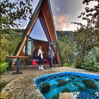Gia đình kẹt tiền bán gấp mãnh vườn view đồi, giáp suối nhỏ tự nhiên sau nhà, thích hợp nghỉ dưỡng