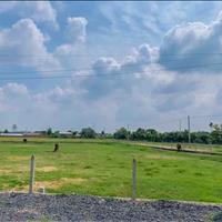 Cần tiền bán hết 10.000m2 (1 mẫu) đất ngay KCN Việt - Hàn đông dân cư, tiện xây trọ giá 168 triệu