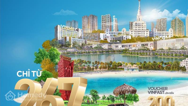Dự án Vinhomes Ocean Park Hà Nội - ảnh giới thiệu