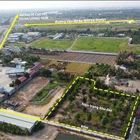 Bán đất quy hoạch thổ cư, Bến Lức – Long An gần khu Water Point 6.5tr/m2