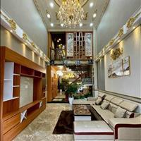 Bán nhà mặt tiền đường 10 - Diện tích 6 x 9m ( 5 phòng ngủ sân thượng) - Sổ hồng riêng