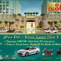 Chỉ còn một tuần để giữ chỗ vị trí đẹp khu đô thị Thăng Long Central City